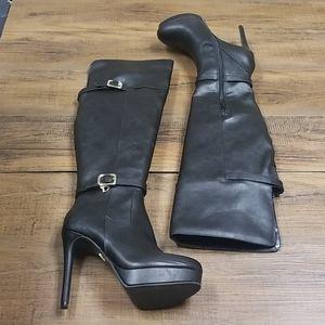 Thalia Sodi Carula Over-The-Knee Boots